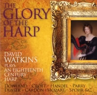 CD:  Glory of the Harp