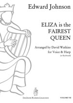 Cover: VOLUME 7 Eliza is the Fairest Queen