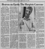 Click to open PDF Heaven on Earth: The Harpists Convene